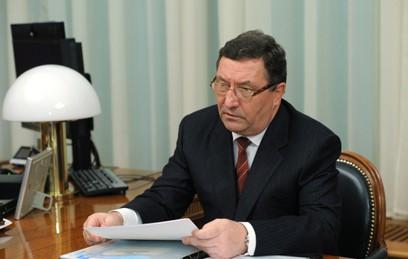 Путин принял досрочную отставку тамбовского губернатора