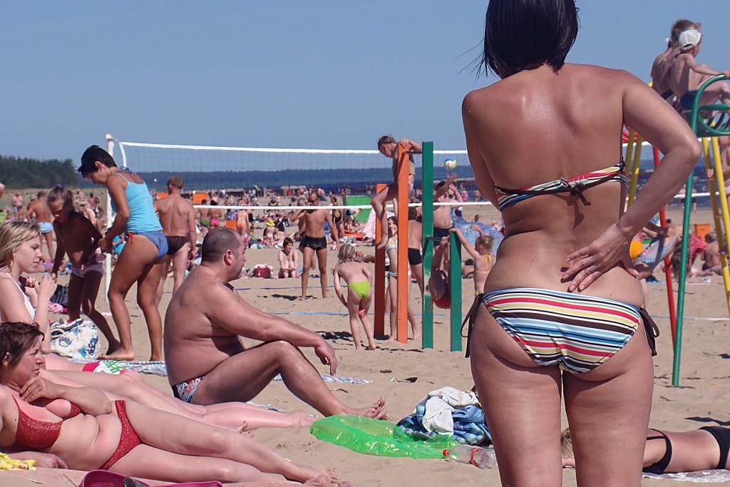 Крым порно на пляже новофедоровка 14284 фотография