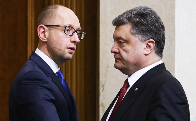 Вашингтон подготовил смену Порошенко. После шоколадного зайца Украина получит фронтового кролика