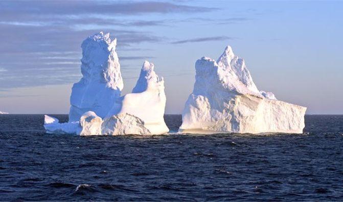 20. На самом деле, у современных кораблей больше шансов встретиться с айсбергом, чем было у «Титаника». интересно, кораблекрушение, титаник