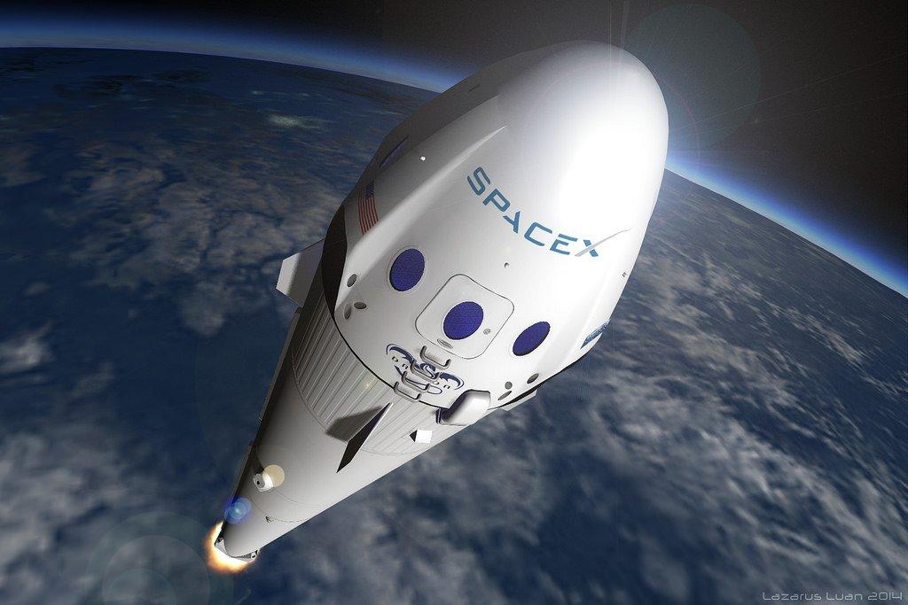 Почему Space X отложила туристические полеты на Луну