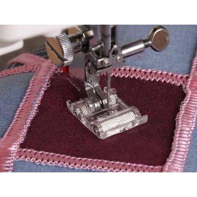 Сшить вязаные детали на швейной машинке 77