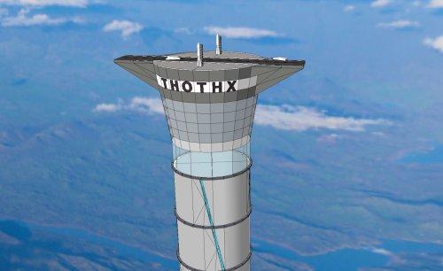 Космический лифт #2