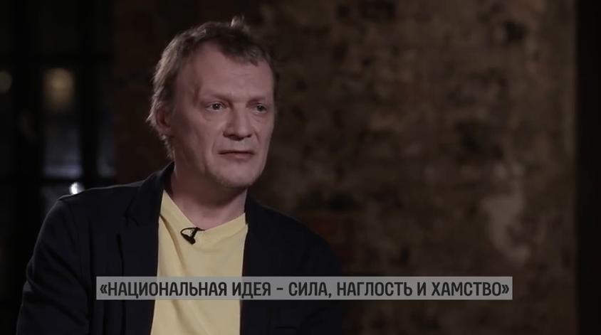 Лицедей Серебряков в очередн…