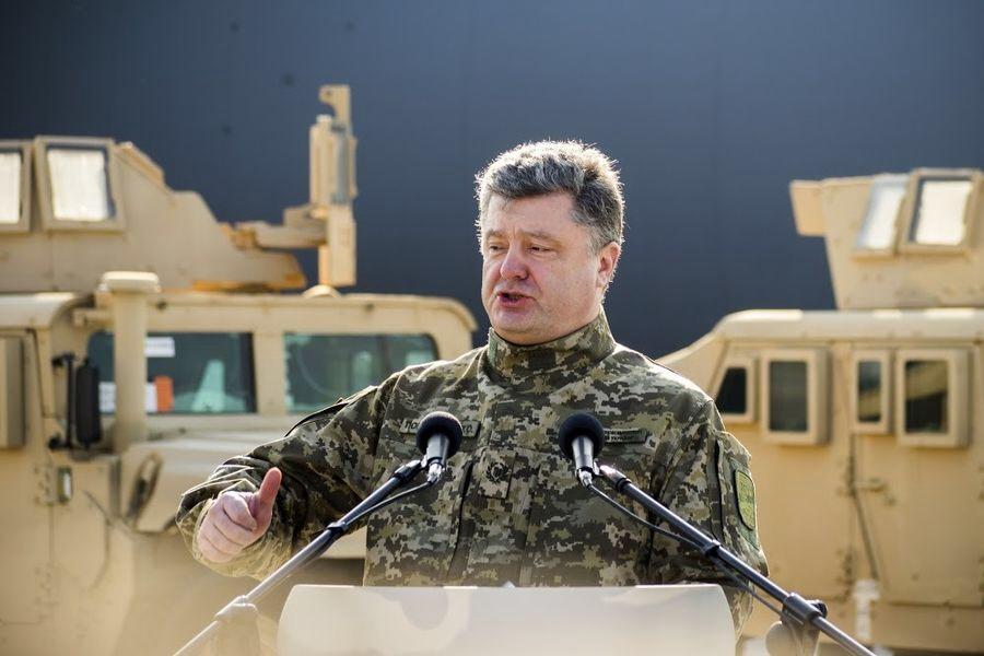 Порошенко не даст украинцам проголосовать за федерализацию