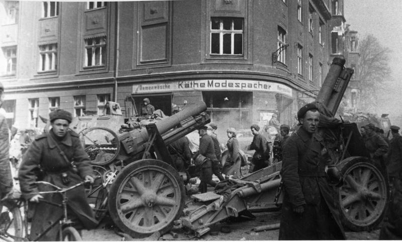 Взятие Кенигсберга