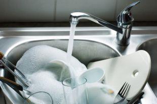 Горчичная паста, или как помыть посуду без вреда для природы