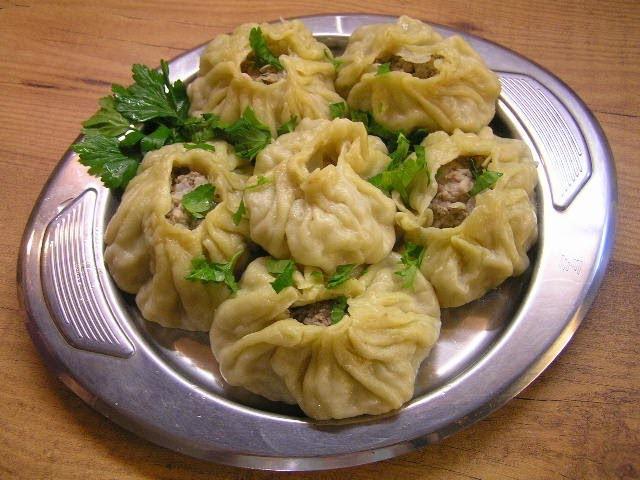 8 вкуснейших фирменных блюд российских регионов еда, калмыкия, россия
