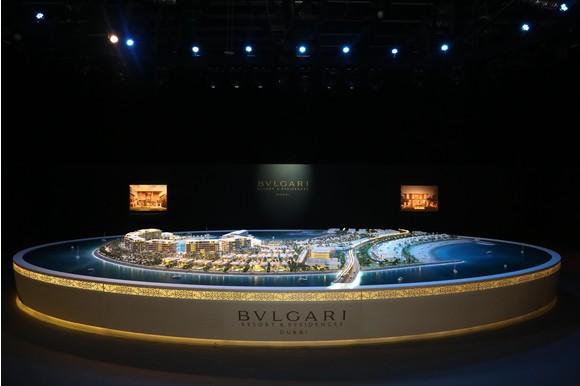 Bvlgari представила проект резиденций в Дубае