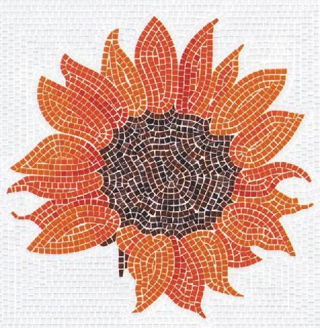 Мозаичные панно