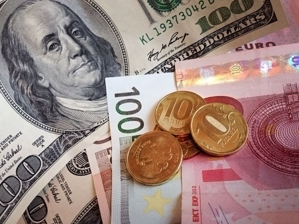 Курс валют на сегодня 15 октября.
