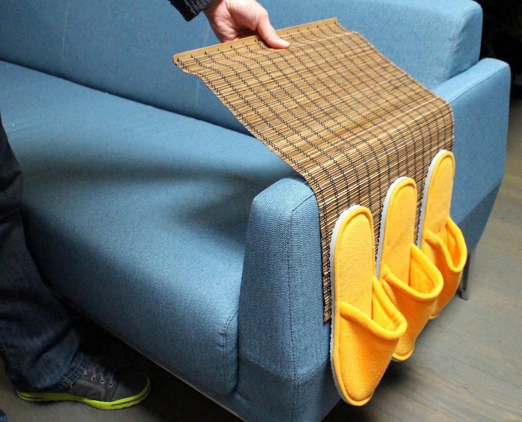 Кармашки на диван для всякой мелочевки