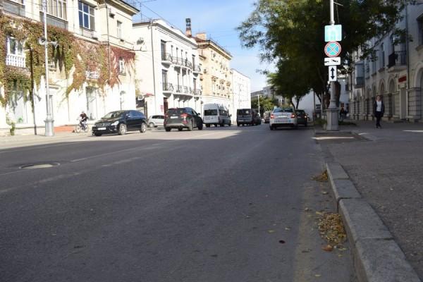 Дороги в трёх районах Севаст…