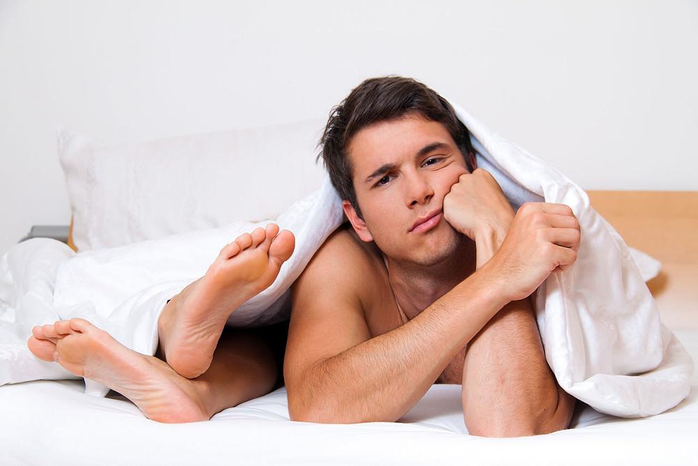 Зависимость сексуальной силы от роста мужчин