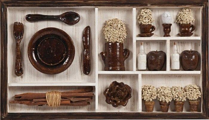 Декоративное панно для кухни