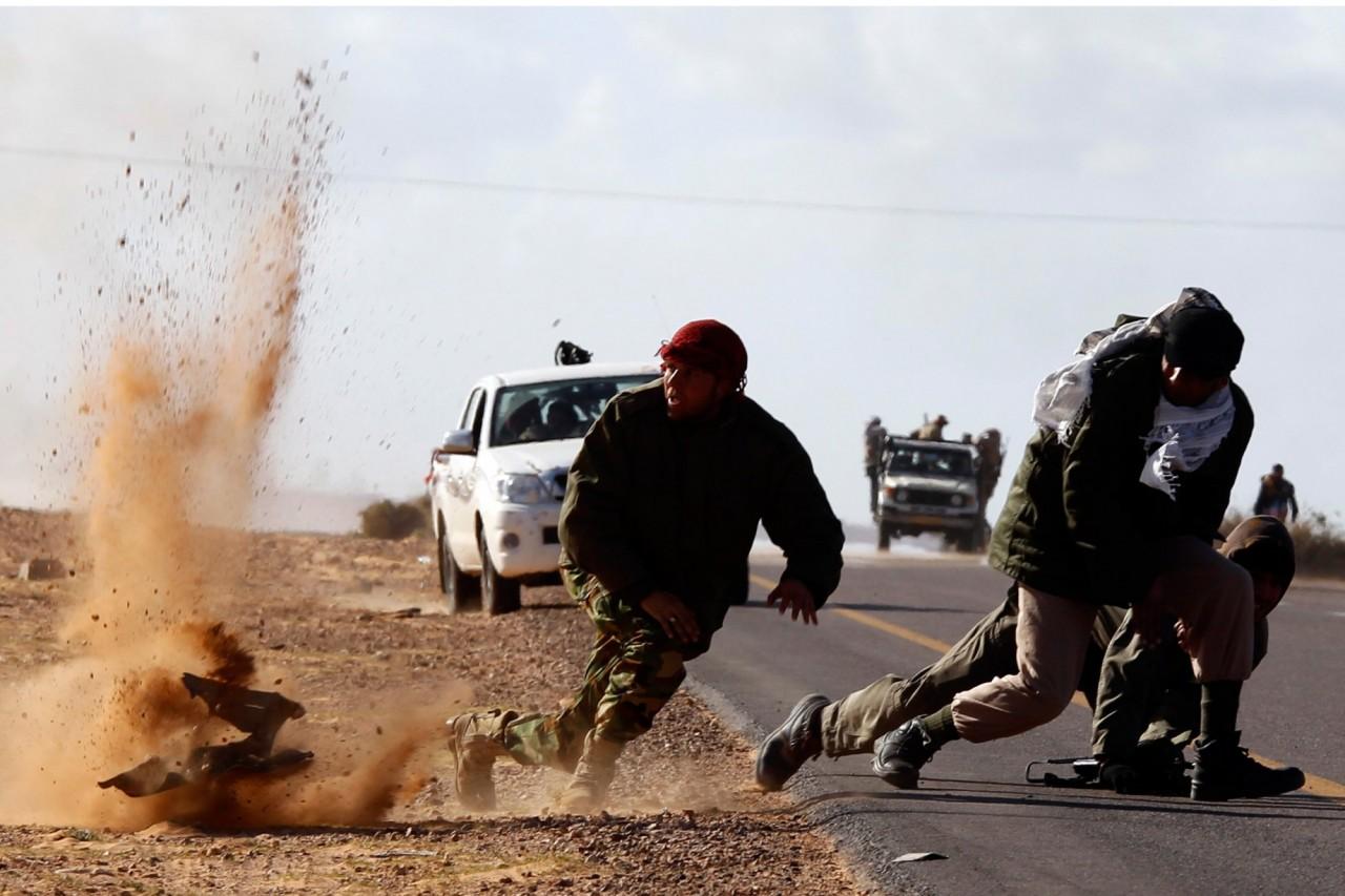 Террористы в Сирии уничтожают друг друга