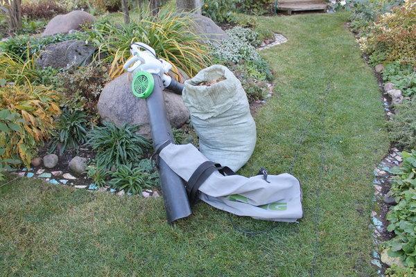 Мой садовый пылесос отметил 10-летие