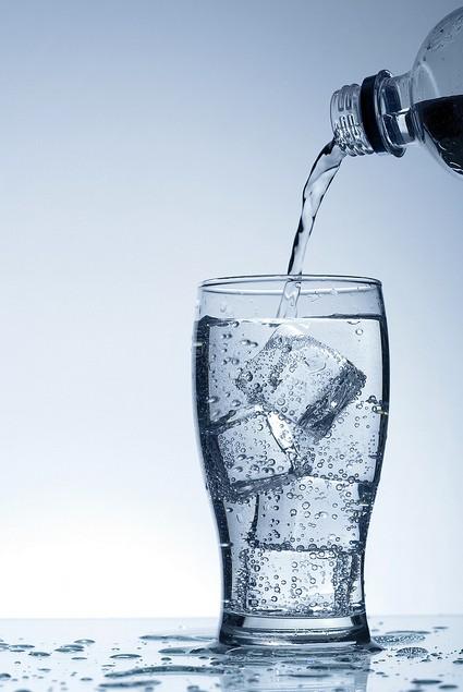 Охлажденная вода