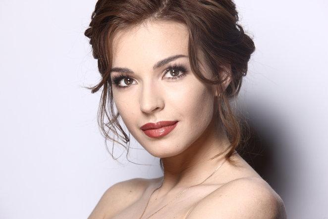 Самая красивая литовка России - актриса Агния Дитковските