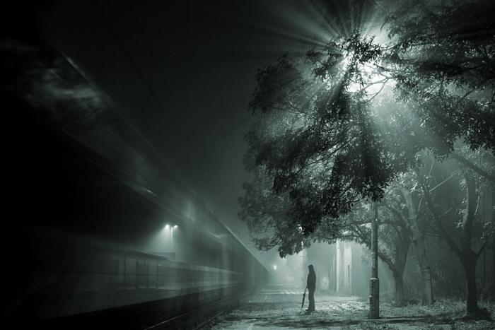 Мир сюрреализма: мрачные и таинственные иллюстрации Лешека Буйновского