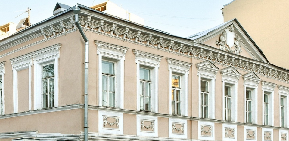 Дом-памятник XIX века в стил…