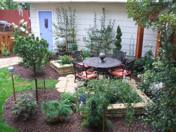 Красивые беседки, патио, веранды и другие садовые постройки5па (616x462, 460Kb)