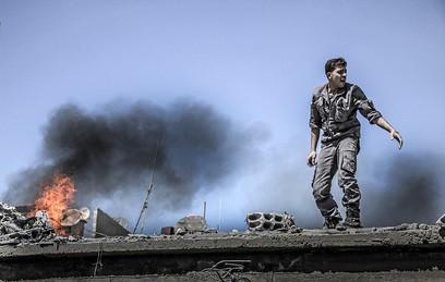 США изменят программу по подготовке сирийской оппозиции