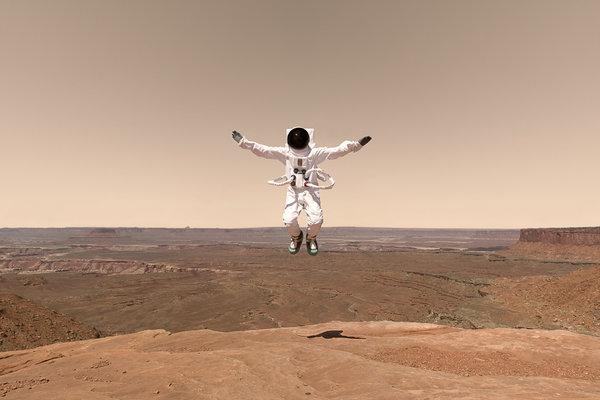 Топ 10 захватывающих фактов о Марсе, которые удивят вас