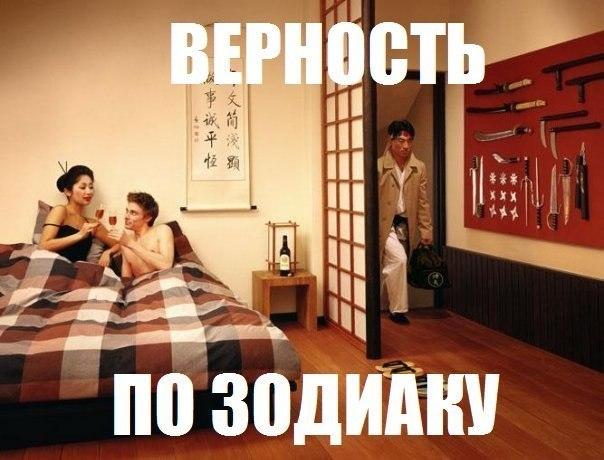 ГОРОСКОП ВЕРНОСТИ