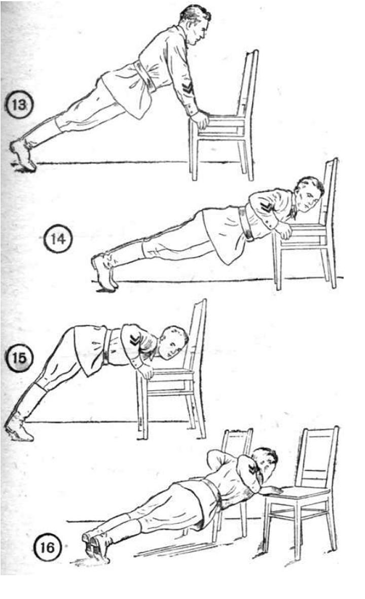 комплекс физических упражнений при заболеваниях суставов