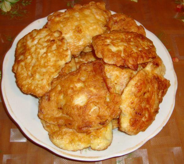 Вкусные куриные омлетики