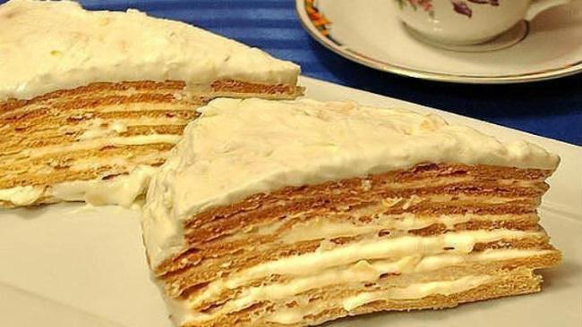 «Парижский коктейль» — торт, перед которым невозможно устоять!