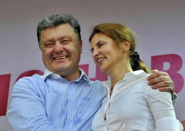 Марина Порошенко обворовала Сороса, спекулируя на детях-инвалидах