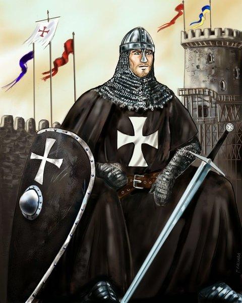 3 ордена крестоносцев, существующих и в наше время