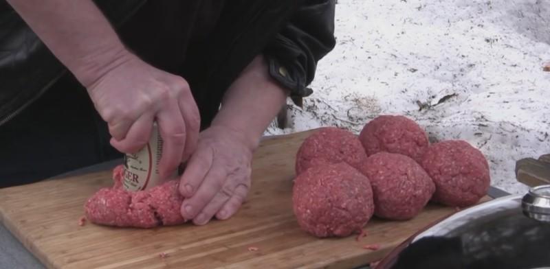 Абсолютно новый рецепт аппетитных мясных рулетов еда, мясо, рулет