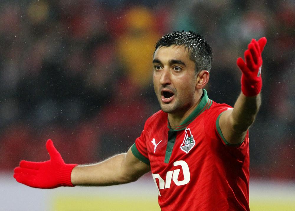 «Локомотив» и Самедов ведут переговоры о продлении контракта