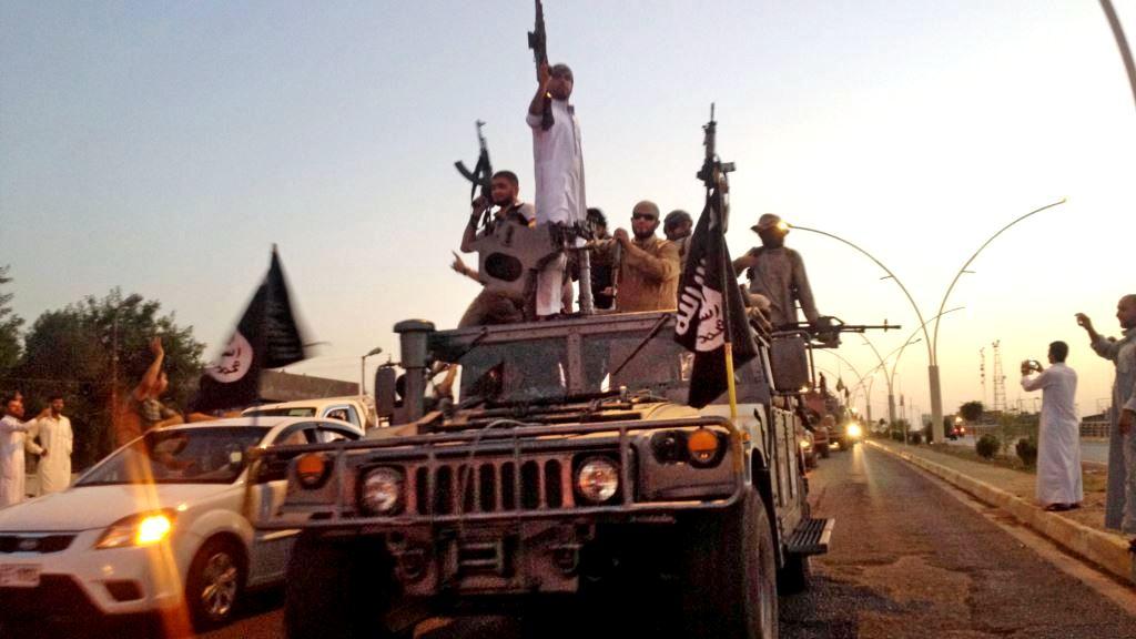 Санкции против «Исламского государства»