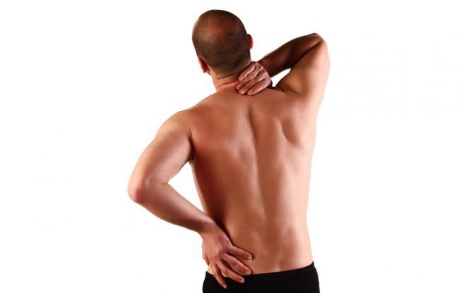 Шейный остеохондроз и парализация