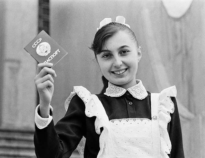 Паспортная система и выбор места жительства в России и Советском Союзе