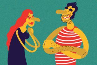 Как мило ты разбросал носки. 28 фраз, которые приведут в восторг мужчину