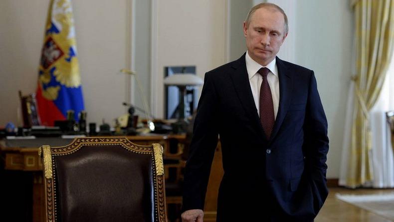 Генсек Путин