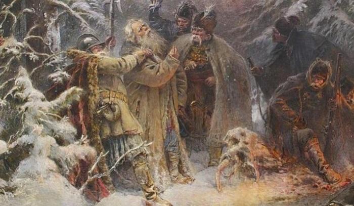 Жизнь за царя: Мифы и реальность в судьбе народного героя крепостного Ивана Сусанина