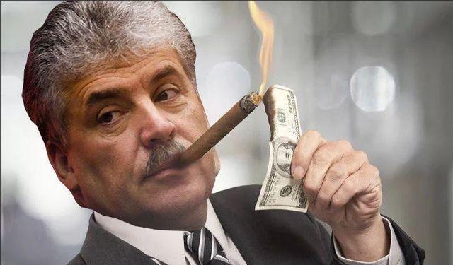ЦИК признал Грудинина олигархом, хе-хе
