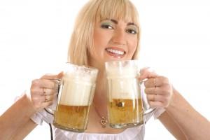 Пиво, как косметическое средство