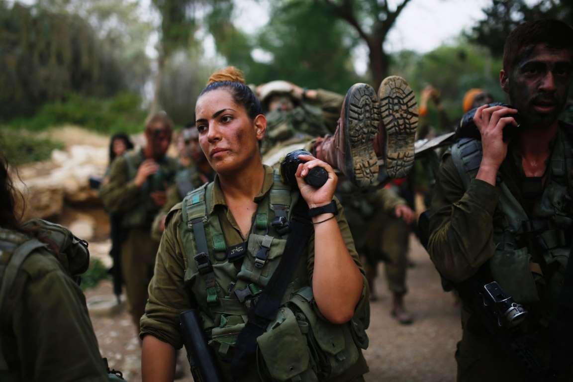 У войны (не) женское лицо-5