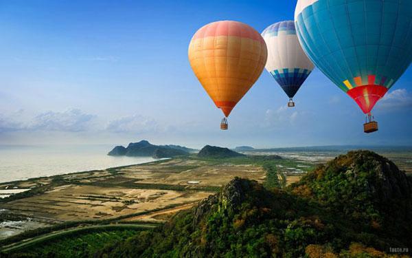 Как появились первые воздушные шары