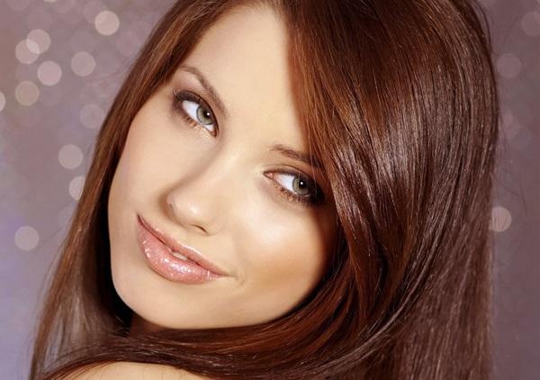 Натуральное окрашивание седых волос
