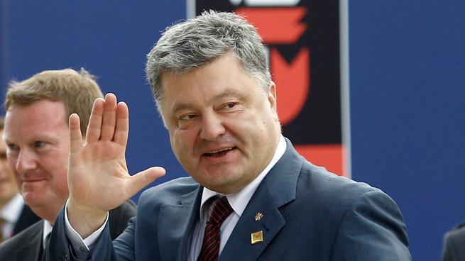 Петр Порошенко «напал» на Че…