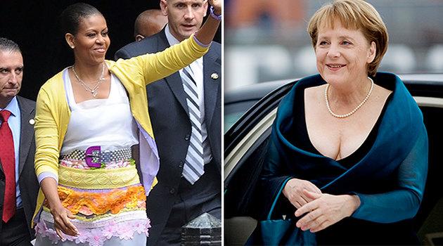 Политика стиля: самые громкие модные провалы первых леди