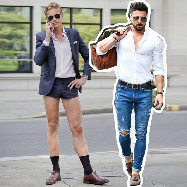 Мужчины носят, а женщины ненавидят